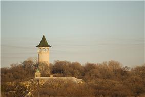 Prospect Park Water Tower and Tower Hill Park