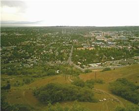 Provo City View