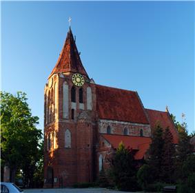 Exaltations of the Cross Church