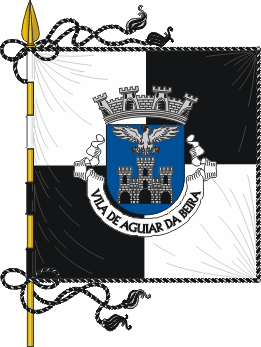 Flag of Aguiar da Beira