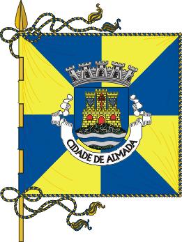 Flag of Almada