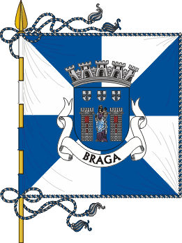 Flag of Braga