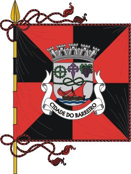 Flag of Barreiro