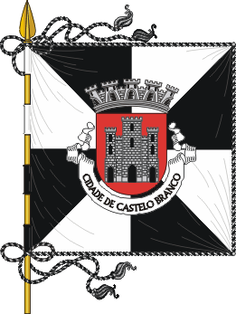 Flag of Castelo Branco