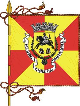 Flag of Évora