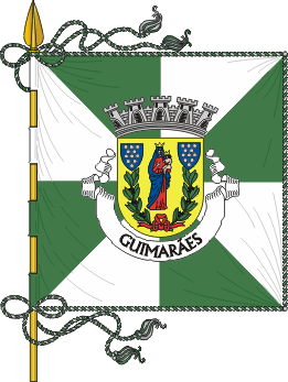 Flag of Guimarães
