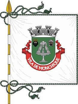 Flag of Monchique