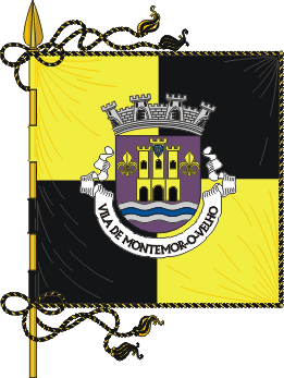 Flag of Montemor-o-Velho