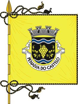 Flag of Penalva do Castelo