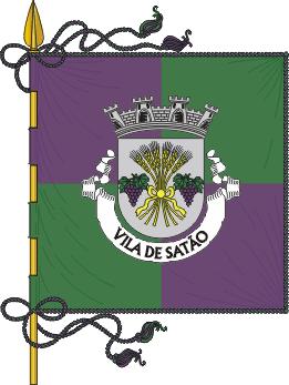 Flag of Sátão