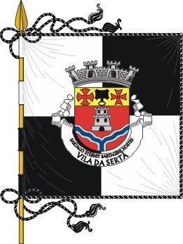 Flag of Sertã