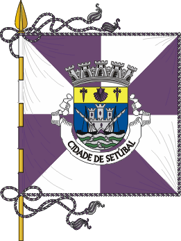 Flag of Setúbal