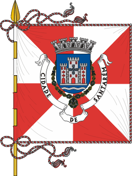 Flag of Santarém