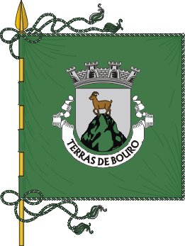 Flag of Terras de Bouro