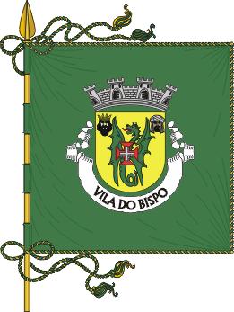 Flag of Vila do Bispo