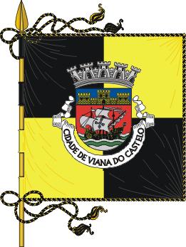 Flag of Viana do Castelo