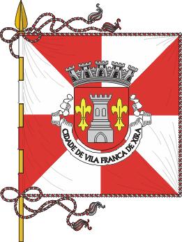Flag of Vila Franca de Xira
