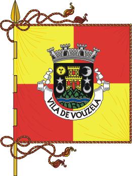 Flag of Vouzela