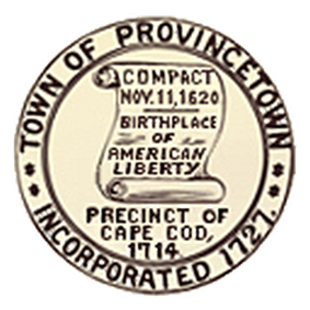Official seal of Provincetown, Massachusetts