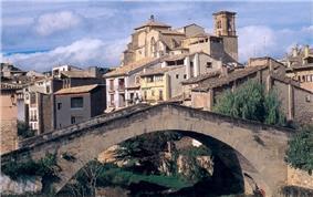 Picudo Bridge in Estella