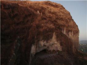 Puerta Del Diablo Rock Formation.