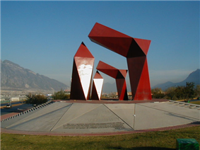 Monterrey Door.