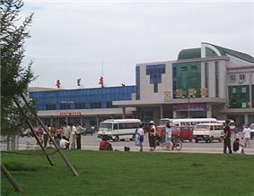 Pulandian Railway Station (2002)