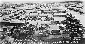 Village of Columbus and Camp Furlong