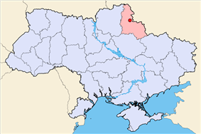 Location of Putyvl