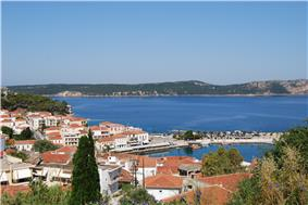 The bay of Pylos.