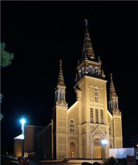 Saint-Charles-Borromée Cathedral
