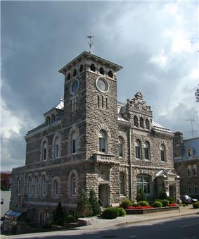 Saint-Hyacinthe Post Office