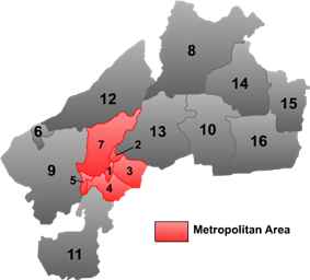 Location of Fularji (