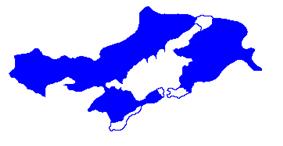 Map of the Crimean Khanate