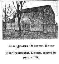 Saylesville Meetinghouse