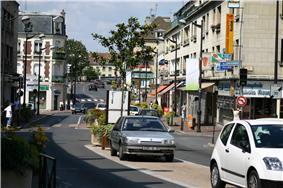 Quartier St-Médard