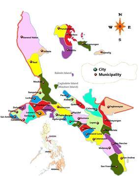 Political subdivisions