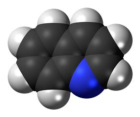 Quinoline molecule