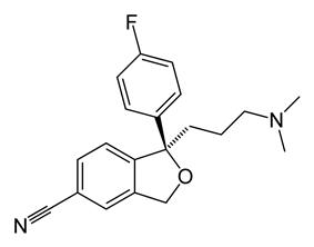 R-(–)-citalopram