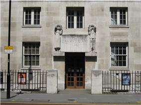 Gower Street entrance