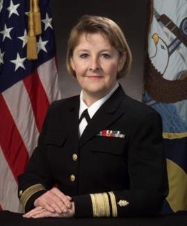 RADM Karen A. Harmeyer, Nurse Corps, USN