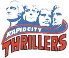 Rapid City Thrillers logo