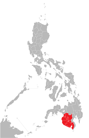Jurisdiction of the metropolitan see within the Philippines.