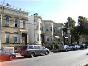 Summerfield Street Row Historic District