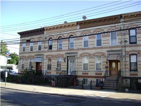 Cooper Avenue Row Historic District
