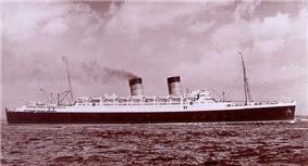 RMS Mauretania, 1938