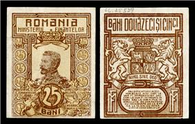 ROM-70-Emergency WWI-25 Bani (1917).jpg