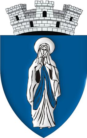 Coat of arms of Popeşti-Leordeni