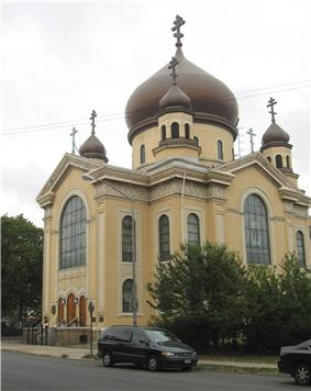 Russian Orthodox Cathedral of the Transfiguration of Our Lord