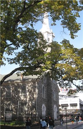 Reformed Protestant Dutch Church of Flatbush, founded in 1654